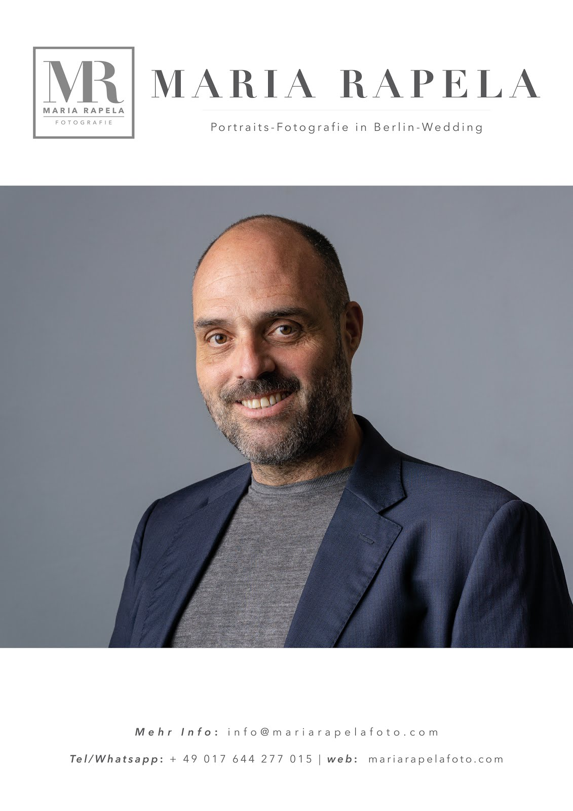 Bewerbungsfoto - Businessfoto - Fotografía con personalidad
