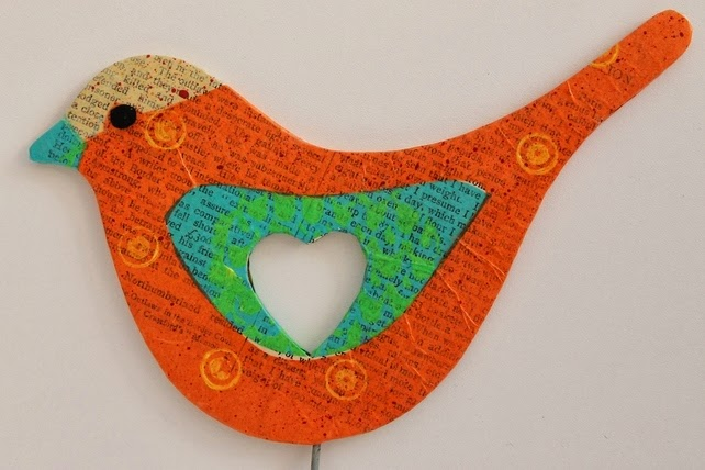 http://folksy.com/items/5255531-Love-bird-ornaments-orange