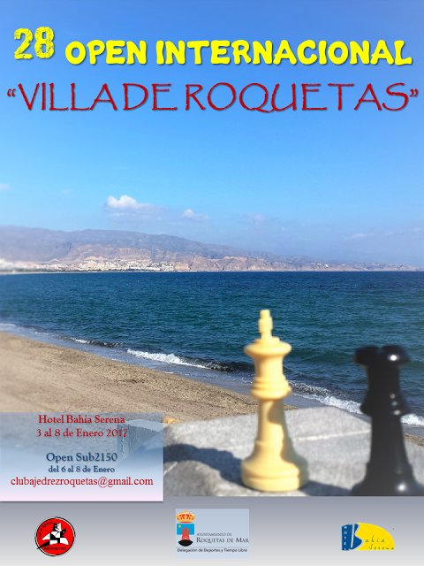 28 Open Villa de Roquetas