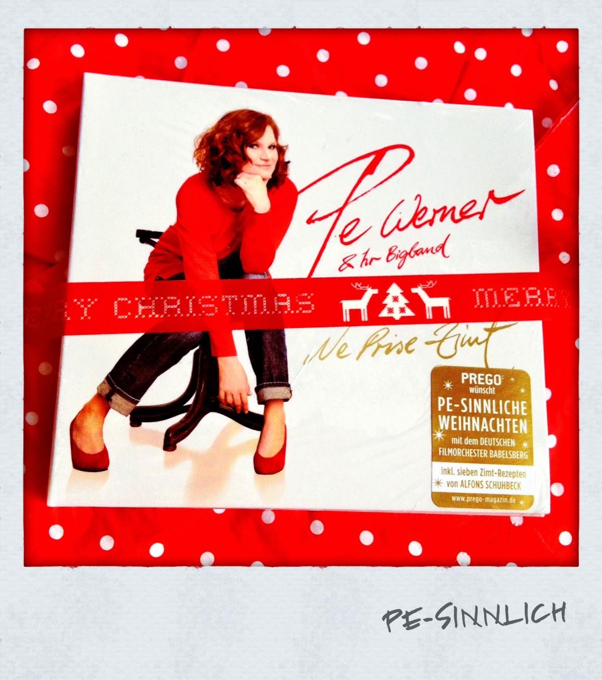 Nimm einfach NE PRISE ZIMT - Weihnachtslieder von + mit PE WERNER ...
