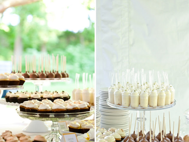 Twin Cities Outdoor Wedding Desserts