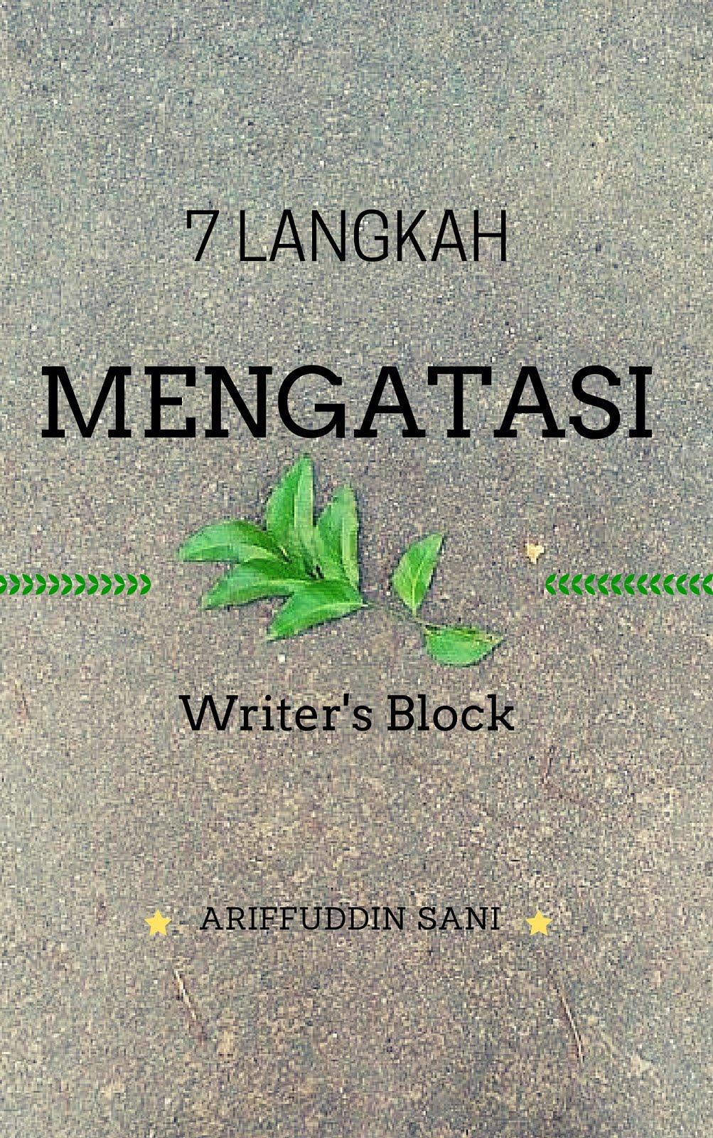 7 Langkah Mengatasi Writer's Block