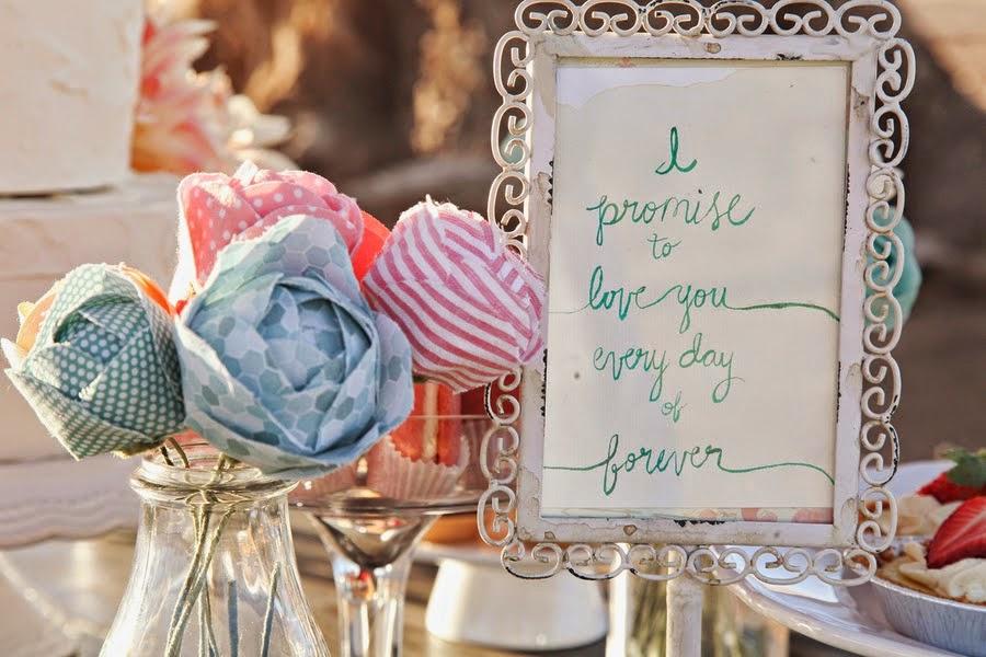 Ideas para un CandyBar Veraniego.
