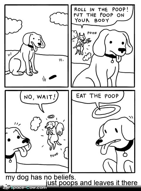Comic Pictures of Dogs Funny Comics Dog Picture