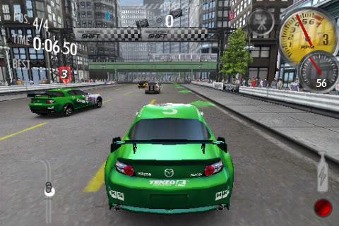 need for speed shift for android 2androiders