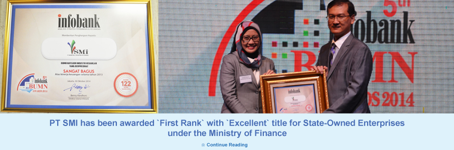 Lowongan Kerja Terbaru PT SMI (Persero) November 2014