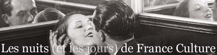 Les nuits et les jours de France Culture