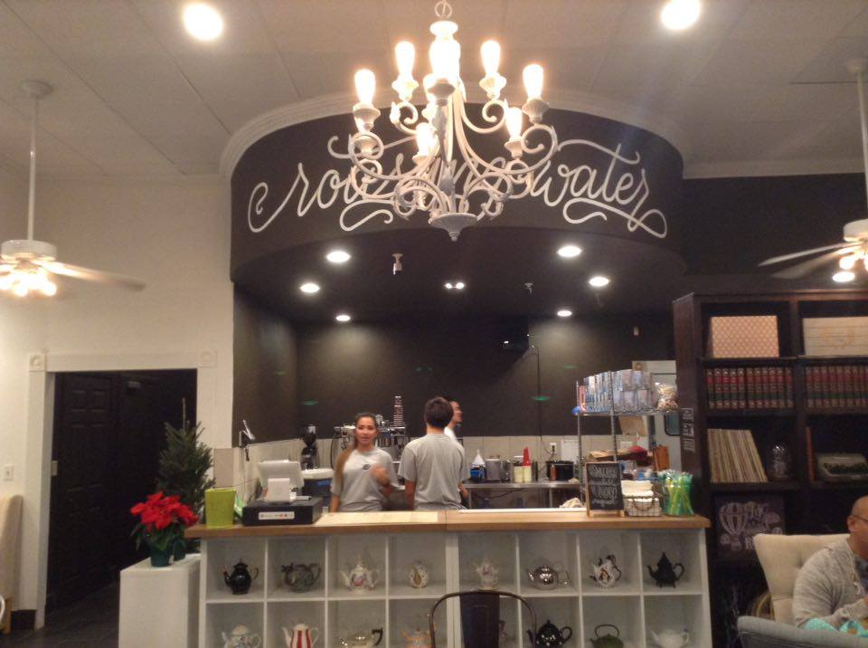 ROASTING WATER'S NEW LOCATION IS A COFFEESHOP VIBE DREAM - FOUNTAIN VALLEY