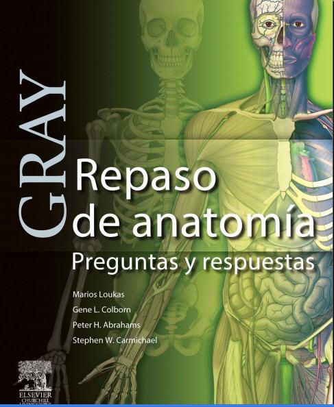 Libros en PDF de Kinesiología y Fisioterapia: Anatomía de Gray ...