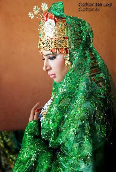 caftan-mariage-lâaroussa-2014