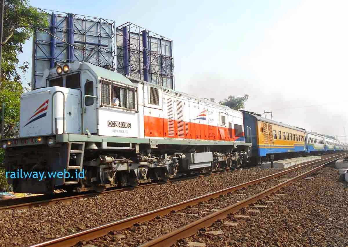 Tiket Kereta Ekonomi