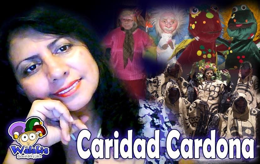 Caridad Cardona Aguilar , Directora y Actriz