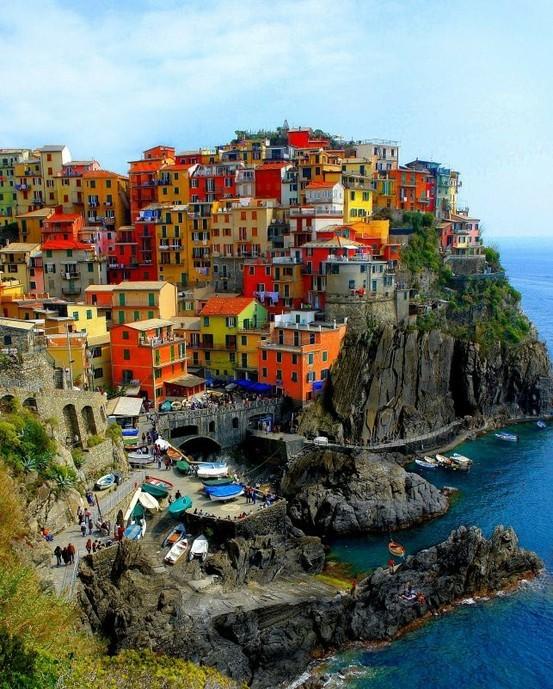 Cinque Terre, Italy, trip, vacation