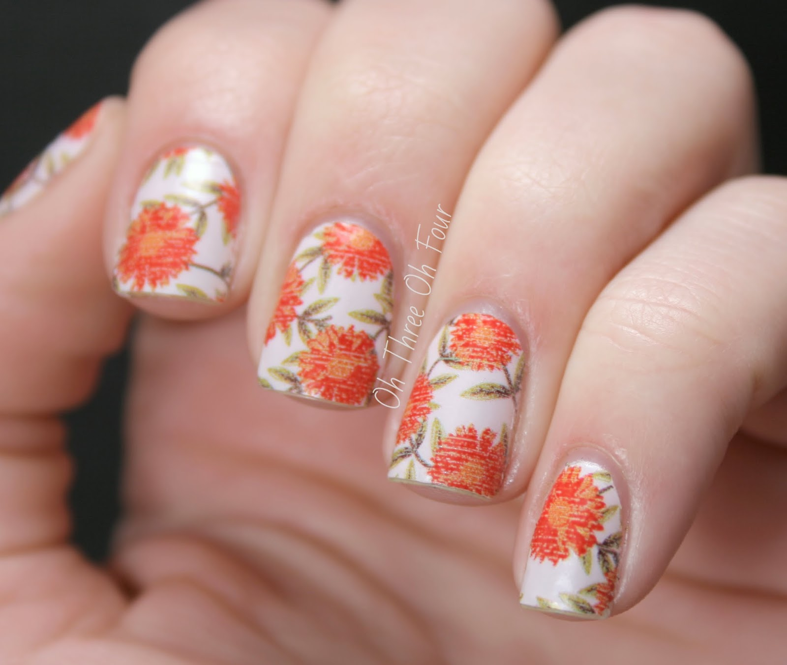 Oh Three Oh Four: Incoco Nail Polish Strips in Garden Party Polish ...