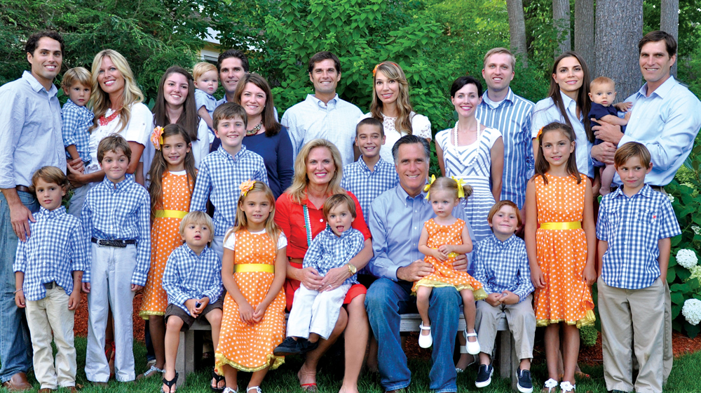 Chatter Busy: How Many Children Does Ann Romney Have Lil Wayne Sons 2012