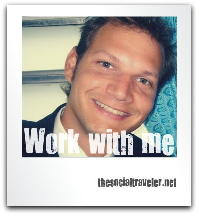 Bjorn Troch works as social media consultant around the world