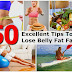 50 Best Ways to Lose Stomach Fat Fast