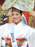 Etsuko Kanagae,MISS ELEGANT 2010 & 3rd RUNNER-UP
