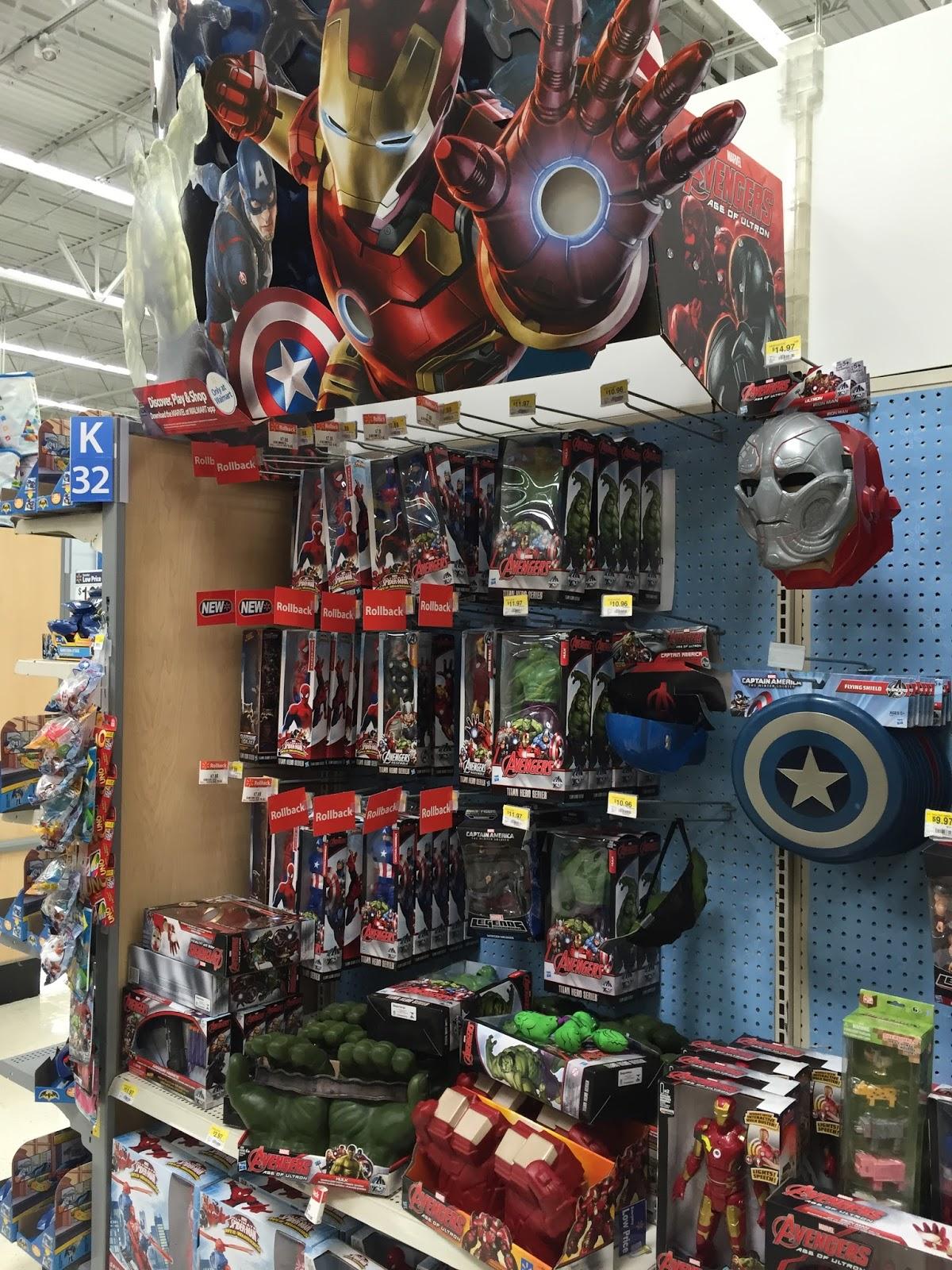Walmart Toys For Boys Avengers : Girls love marvel too superheroes aren t just for boys