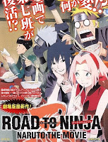 Naruto: Shippuden Movie 6 - Road to Ninja
