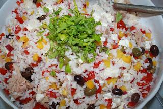 ricetta riso freddo