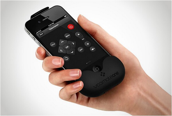 VooMote One Universal Remote for iPhone 3GS/4G and iPod Touch