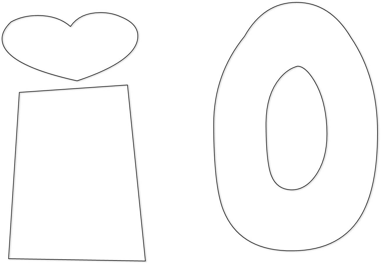 Moldes y Figuras de Sucha Foami: letras