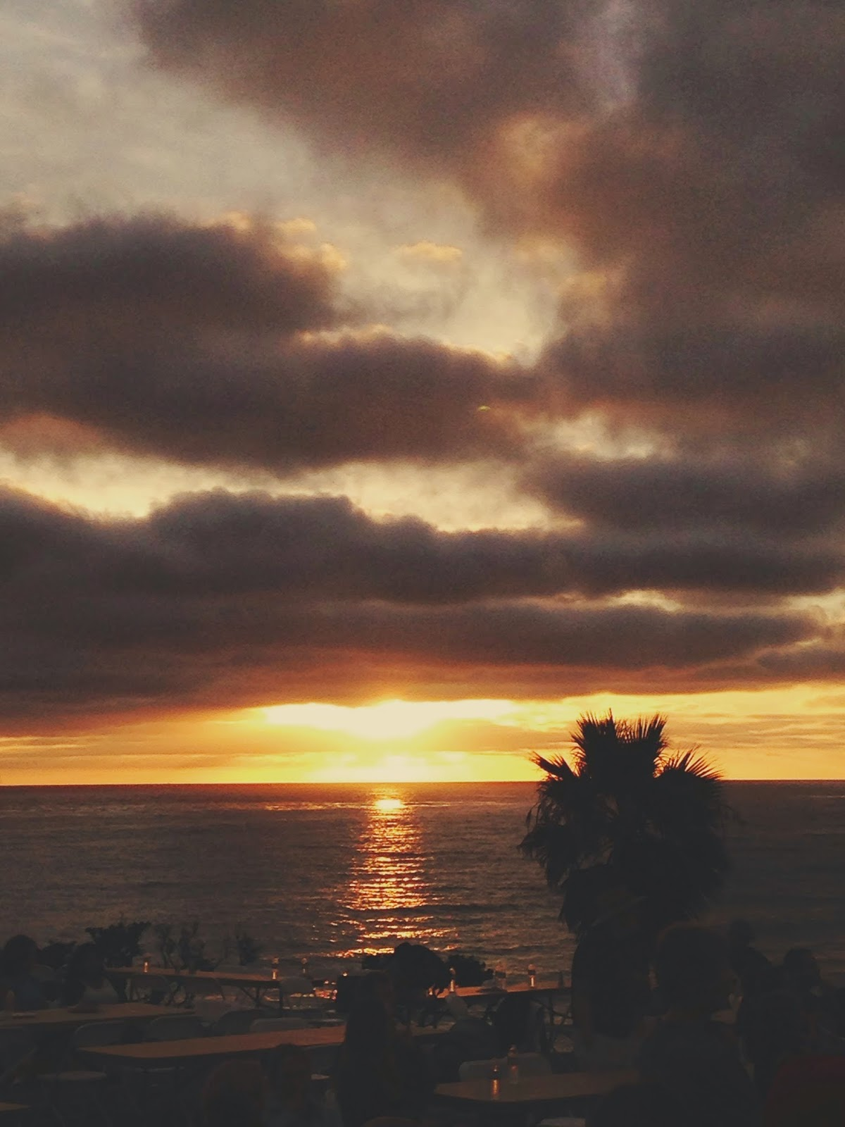 Courtney Tomesch Sunset Solana Beach California