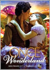Capa Once Upon A Time In Wonderland S01E03 Legendado HDTV AVI + RMVB  Once Upon a Time in Wonderland Season 1