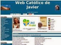 Web Católico de Javier