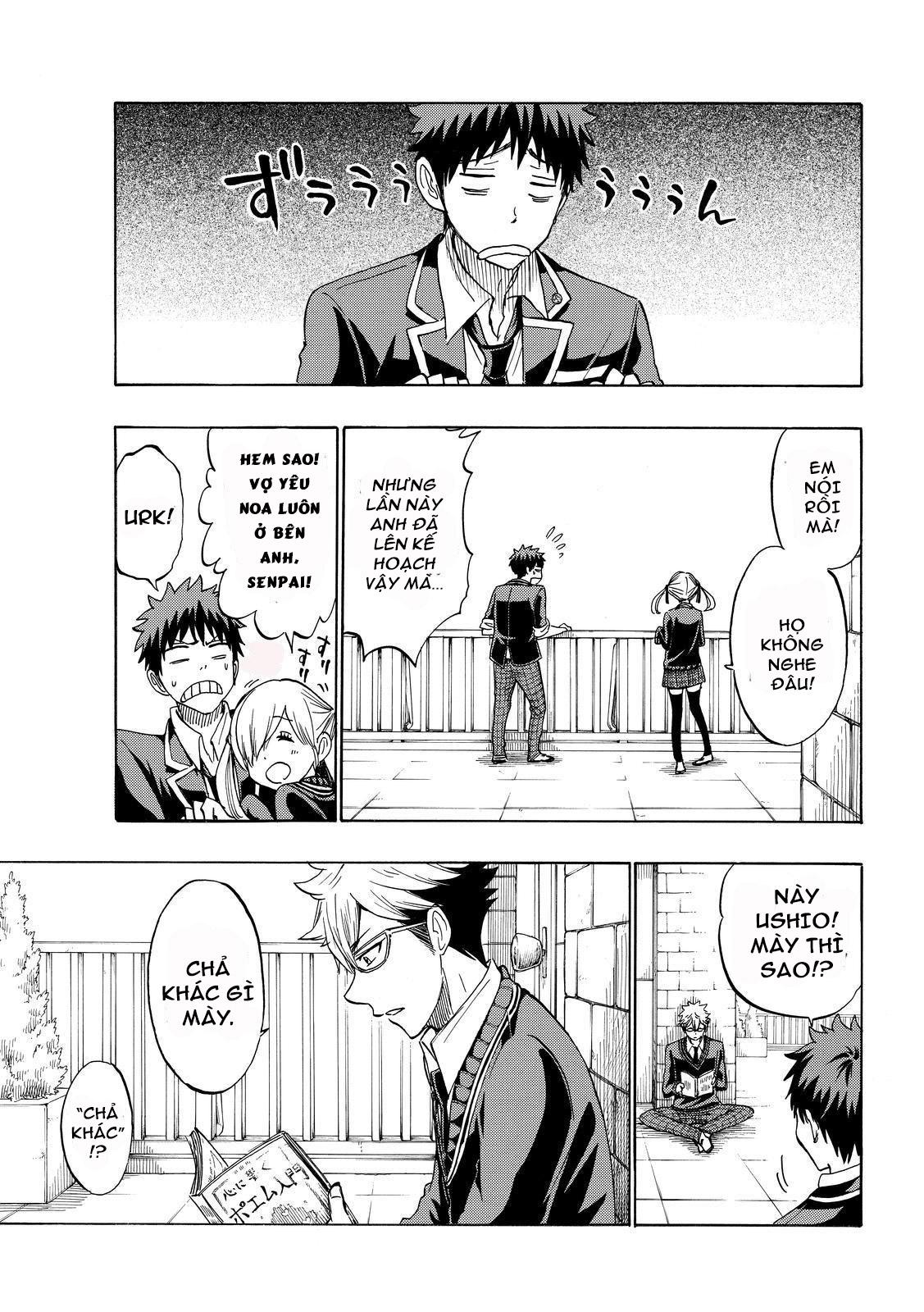 Yamada-kun to 7-nin no majo chap 173 page 11 - IZTruyenTranh.com