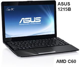 AMD C60 on Asus 1215B