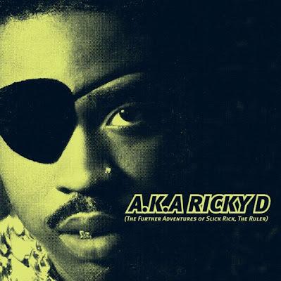 Slick Rick – A.K.A Ricky D (The Further Adventures Of Slick Rick, The Ruler) (WEB) (2008) (192 kbps)