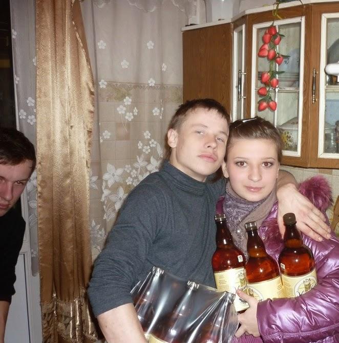 Bildes no Krievijas sociālajiem tīkliem