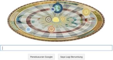 Ulang Tahun Nicolaus Copernicus