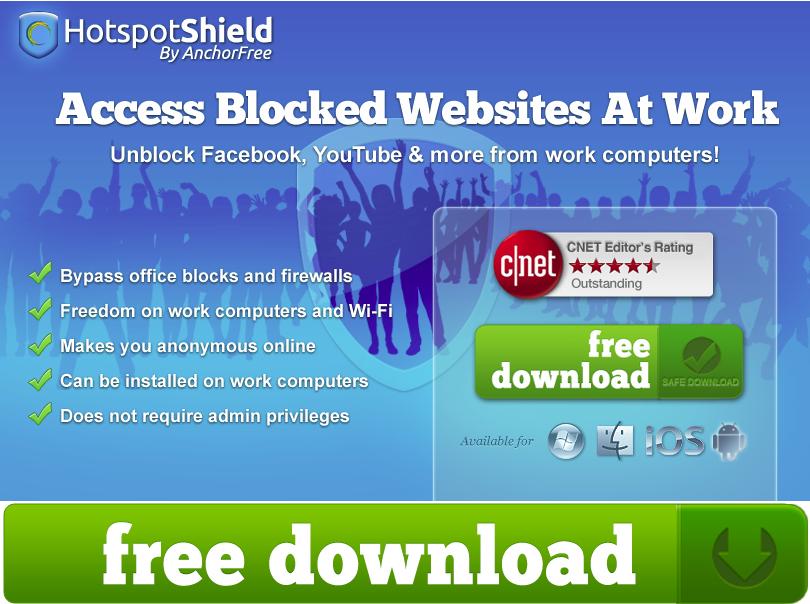 Hotspot Shield VPN APK 461 Android Latest Version