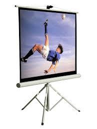 Rental LCD Proyektor dan Layar / Screen di Semarang