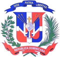 ESCUDO NACIONAL DOMINICANO
