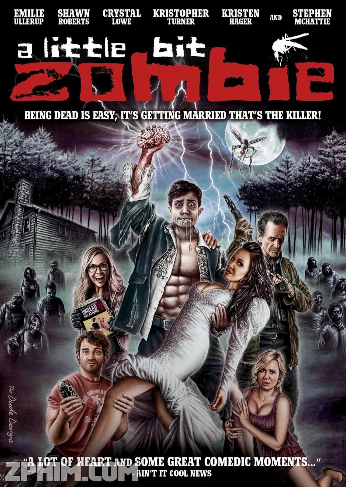 Đội Quân Thây Ma - A Little Bit Zombie (2012) Poster