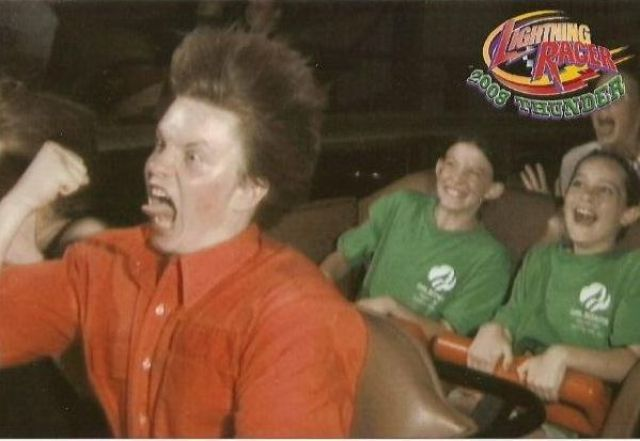 Roller Coaster Ronnie