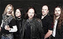 Llega la gira de Hammerfall