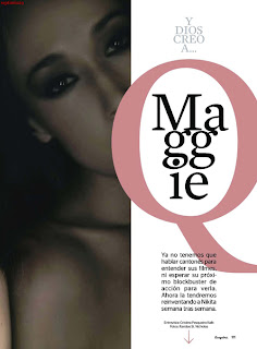 Maggie Q