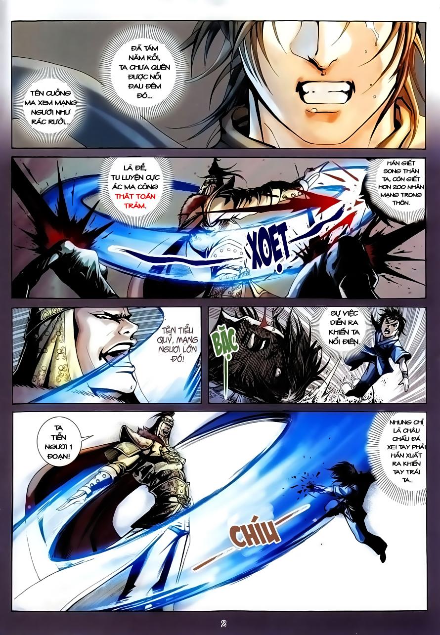 Tân Tác Như Lai Thần Chưởng chap 8 - Trang 4