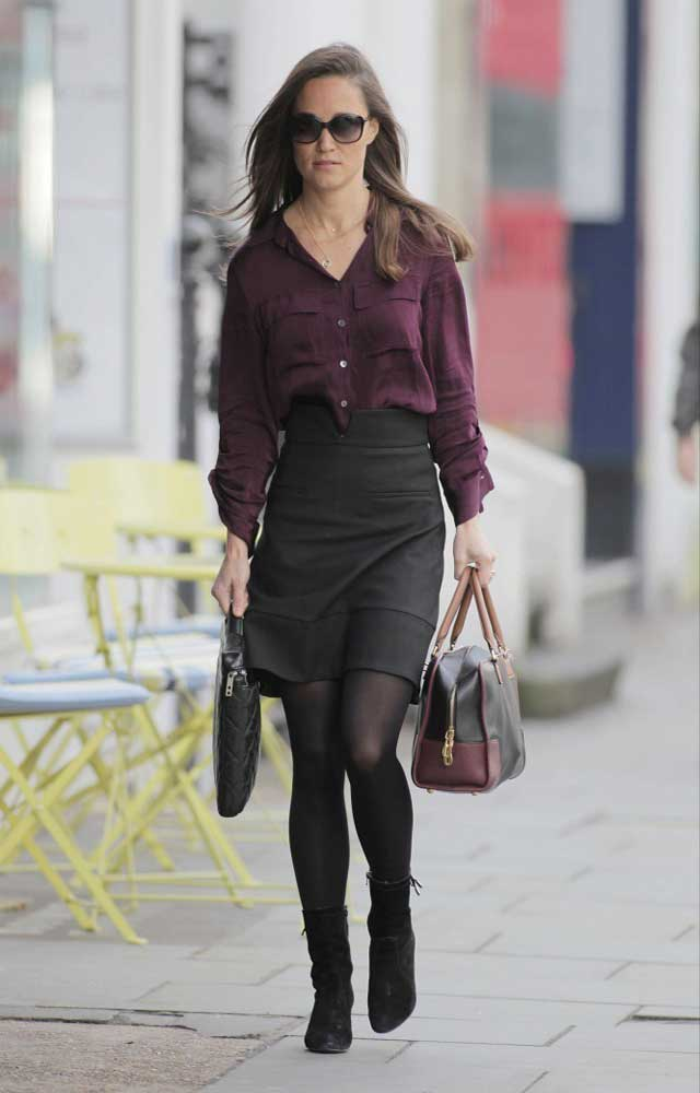 fashionjewellery pippa middleton pencil skirt