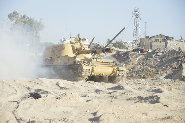 الروبوتات المقاتله تخوض اول معاركها في سوريا  TmpGZal86
