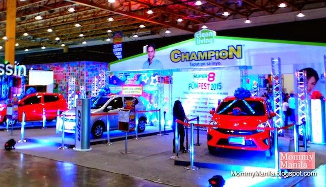 3 Car Prizes