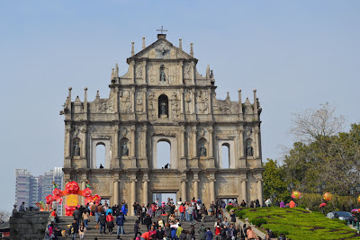 Macao, in Cina