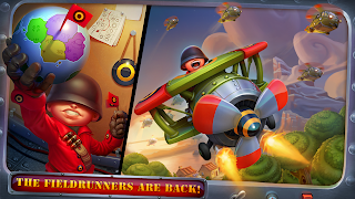 Fieldrunners 2 v1.2 (Unlimited Money)