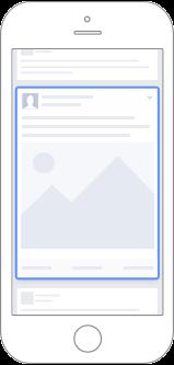 Contoh Iklan Facebook Versi Mobile