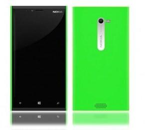 Nokia Lumia 1020 design concept